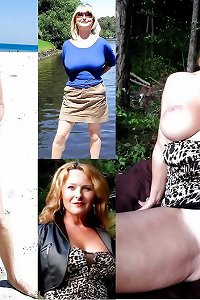 Matures, milfs before and after